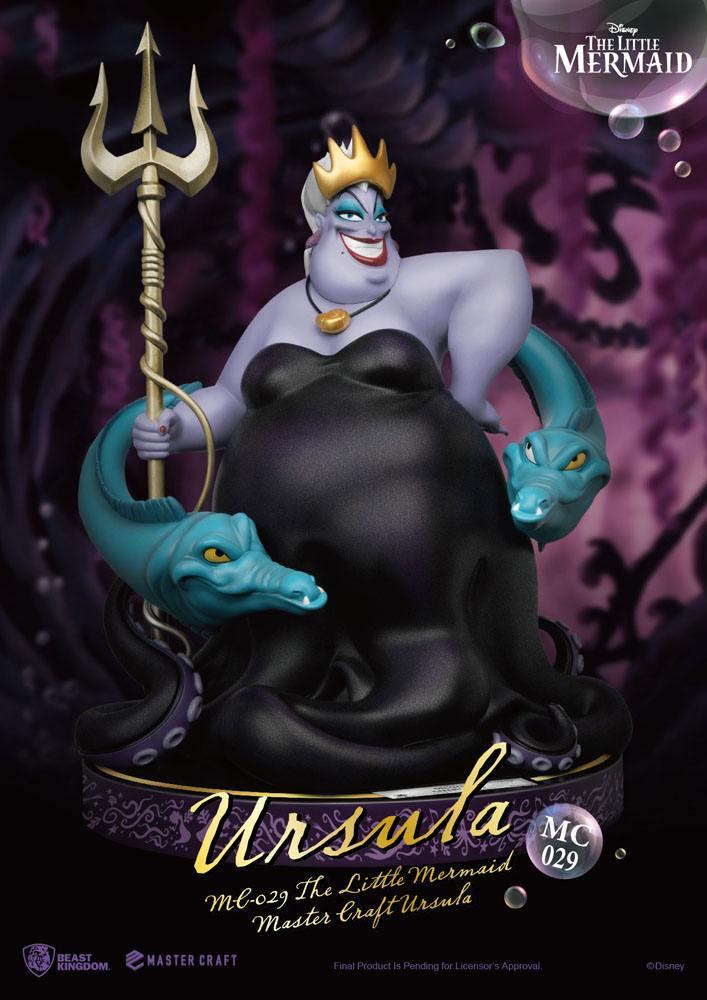 Statuette La Petite Sirène Master Craft Ursula 41cm 1001 Figurines (5)