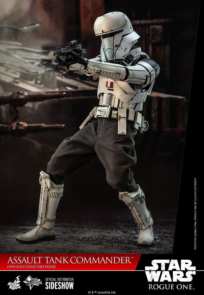 Figurine Rogue One A Star Wars Story Assault Tank Commander 30cm 1001 Figurines (2)
