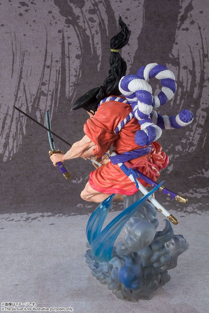 Statuette One Piece Figuarts ZERO Extra Battle Kozuki Oden 30cm 1001 Figurines (3)