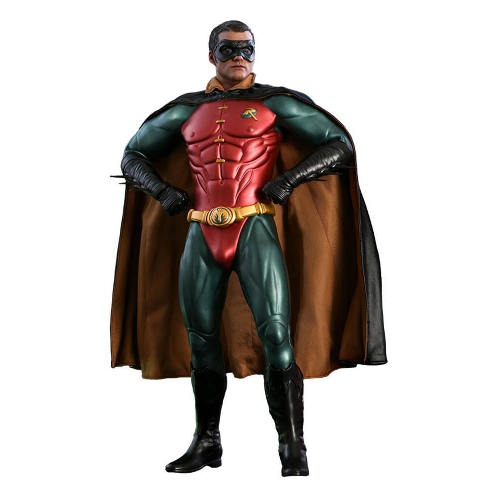 Figurine Batman Forever Movie Masterpiece Robin 30cm