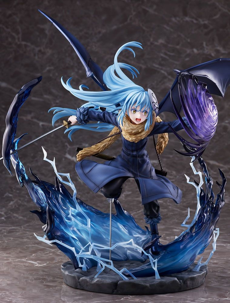 Statuette That Time I Got Reincarnated as a Slime Rimuru Tempest Ultimate Ver. 35cm 1001 Figurines (1)
