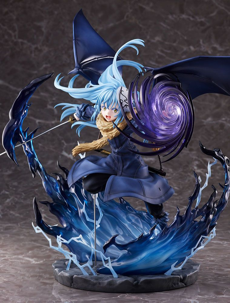 Statuette That Time I Got Reincarnated as a Slime Rimuru Tempest Ultimate Ver. 35cm 1001 Figurines (2)