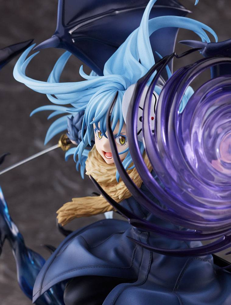Statuette That Time I Got Reincarnated as a Slime Rimuru Tempest Ultimate Ver. 35cm 1001 Figurines (3)