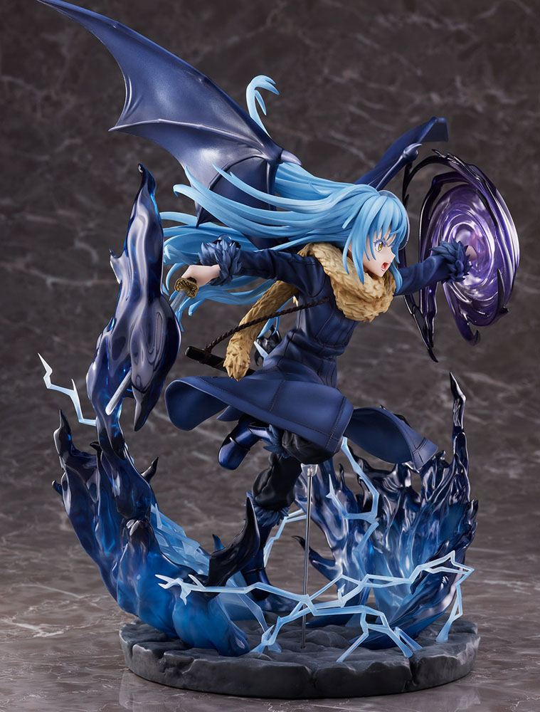 Statuette That Time I Got Reincarnated as a Slime Rimuru Tempest Ultimate Ver. 35cm 1001 Figurines (13)