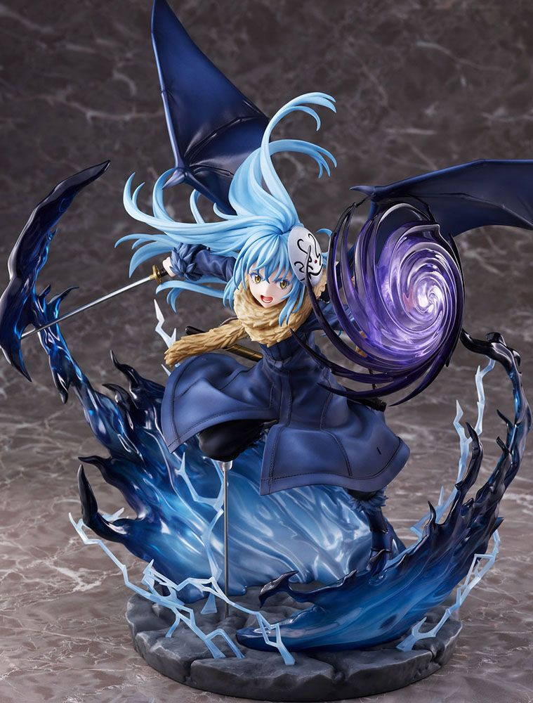 Statuette That Time I Got Reincarnated as a Slime Rimuru Tempest Ultimate Ver. 35cm 1001 Figurines (14)