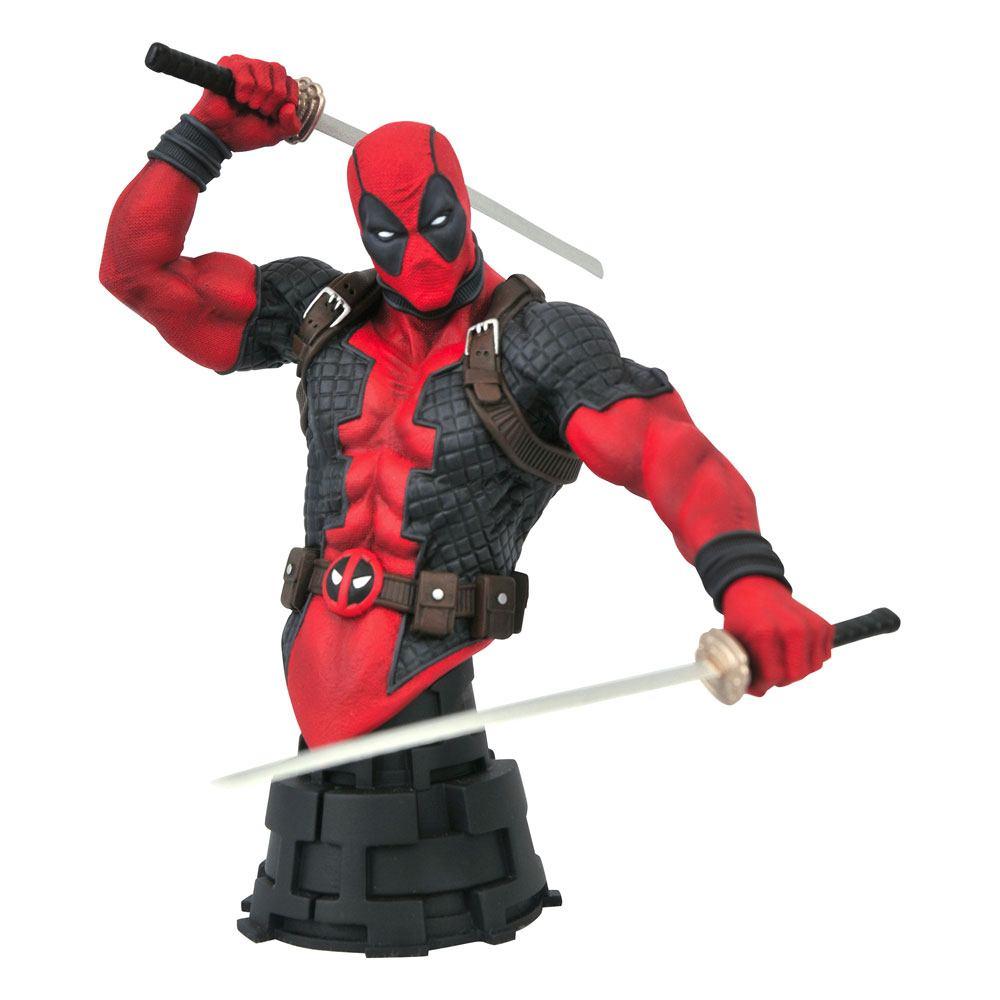 Buste Marvel Comics Deadpool 15cm
