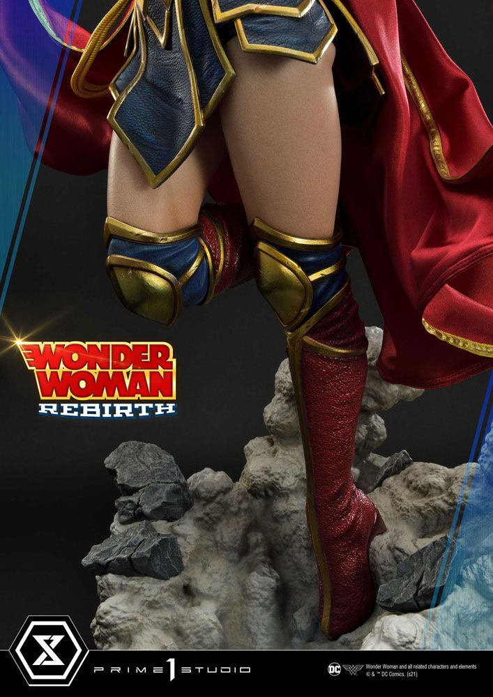 Statue DC Comics Wonder Woman Rebirth 75cm 1001 Figurines (6)