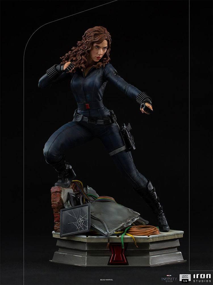 Statuette Avengers Infinity War Legacy Replica Black Widow 46cm 1001 Figurines (2)