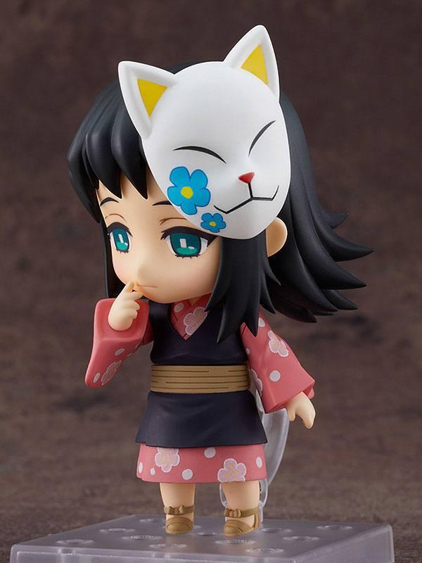 Figurine Nendoroid Kimetsu no Yaiba Demon Slayer Makomo 10cm 1001 Figurines (3)