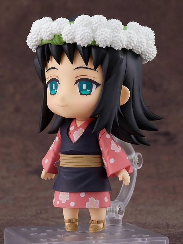 Figurine Nendoroid Kimetsu no Yaiba Demon Slayer Makomo 10cm 1001 Figurines (5)