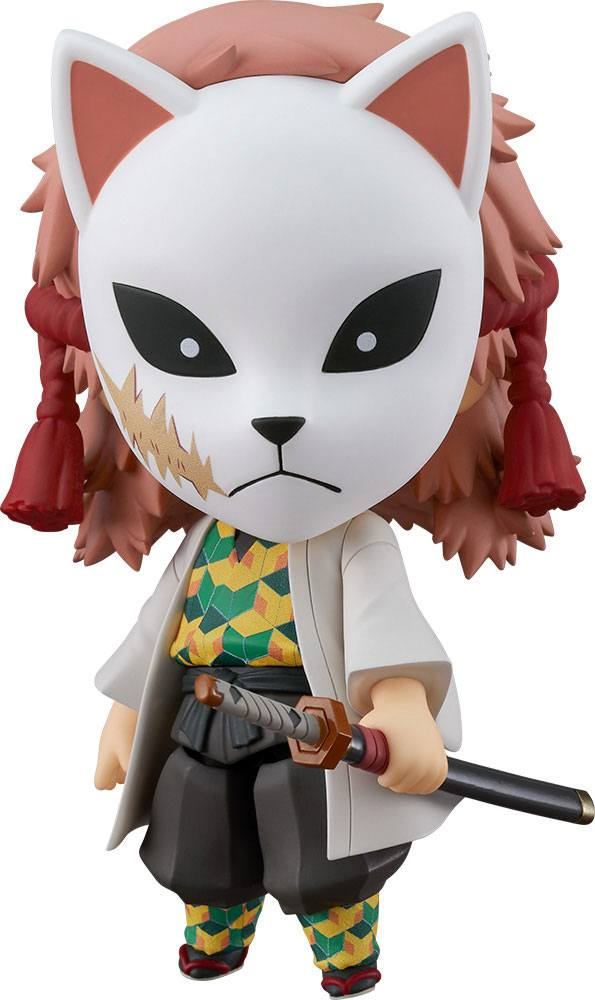 Figurine Nendoroid Kimetsu no Yaiba Demon Slayer Sabito 10cm 1001 Figurines (1)