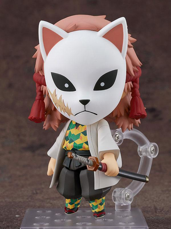 Figurine Nendoroid Kimetsu no Yaiba Demon Slayer Sabito 10cm 1001 Figurines (2)