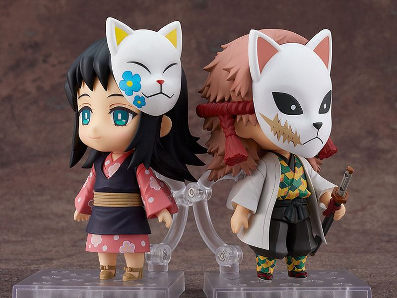 Figurine Nendoroid Kimetsu no Yaiba Demon Slayer Sabito 10cm 1001 Figurines (7)