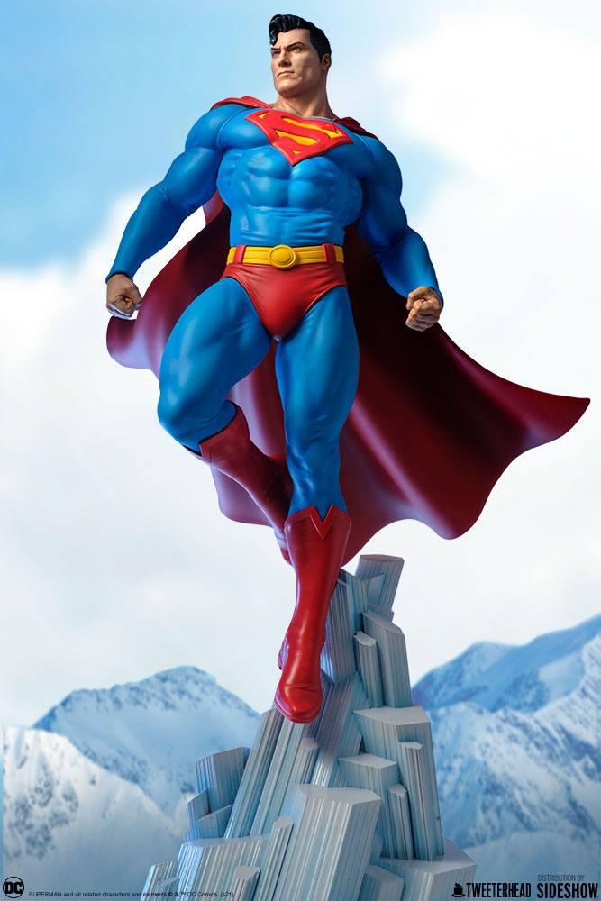 Statue DC Comics Superman 52cm 1001 Figurines (2)