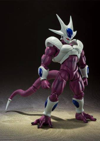 Figurine Dragon Ball Z S.H. Figuarts Cooler Final Form 19cm 1001 Figurines (2)