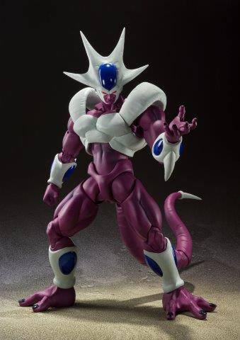 Figurine Dragon Ball Z S.H. Figuarts Cooler Final Form 19cm 1001 Figurines (3)