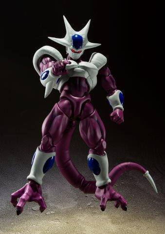 Figurine Dragon Ball Z S.H. Figuarts Cooler Final Form 19cm 1001 Figurines (4)