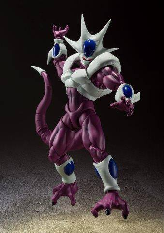 Figurine Dragon Ball Z S.H. Figuarts Cooler Final Form 19cm 1001 Figurines (8)