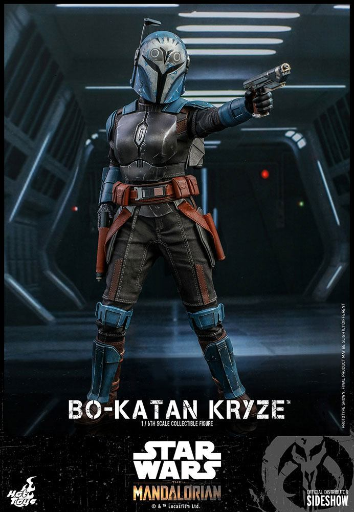 Figurine Star Wars The Mandalorian Bo-Katan Kryze 28cm