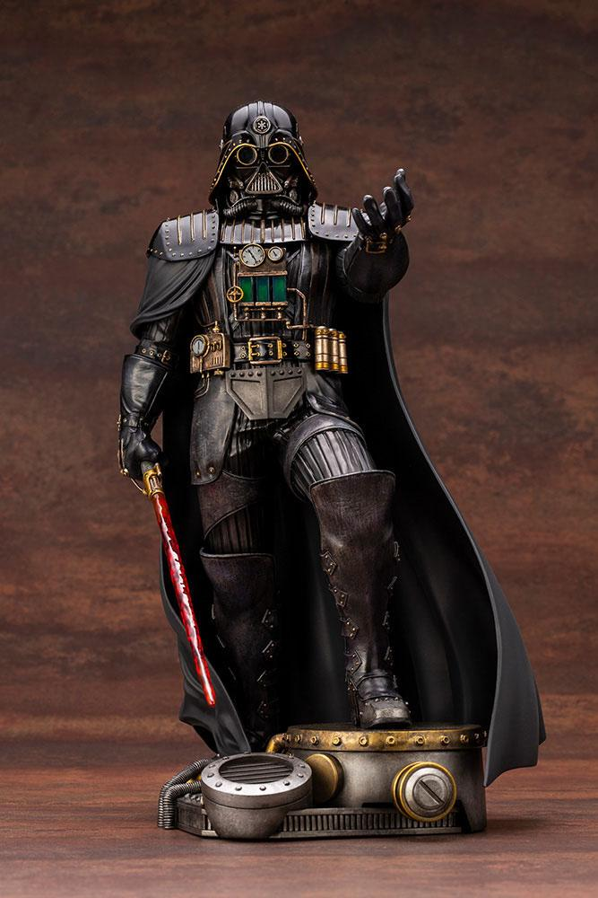 Statuette Star Wars ARTFX Darth Vader Industrial Empire 31cm 1001 Figurines (3)