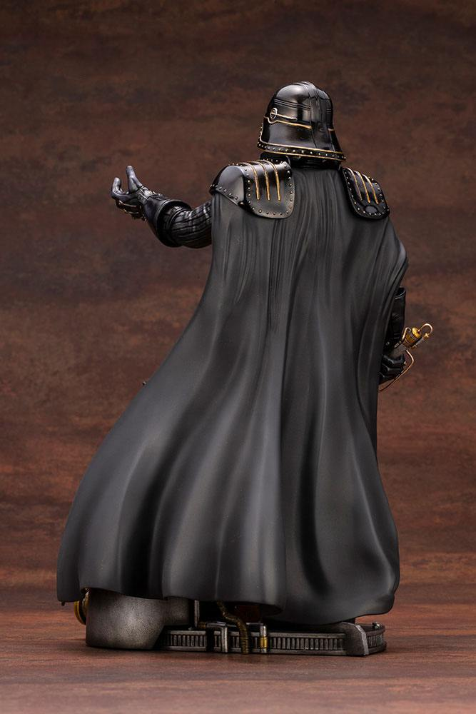 Statuette Star Wars ARTFX Darth Vader Industrial Empire 31cm 1001 Figurines (6)