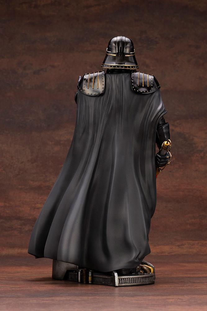 Statuette Star Wars ARTFX Darth Vader Industrial Empire 31cm 1001 Figurines (7)