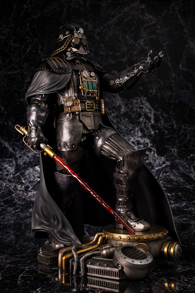 Statuette Star Wars ARTFX Darth Vader Industrial Empire 31cm 1001 Figurines (16)