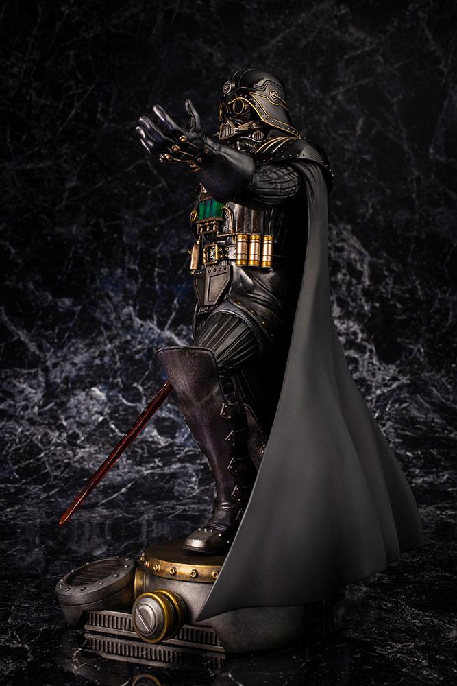 Statuette Star Wars ARTFX Darth Vader Industrial Empire 31cm 1001 Figurines (17)
