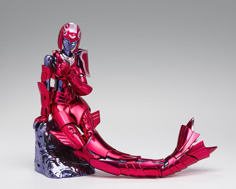 Figurine Saint Seiya Saint Cloth Myth Mermaid Thetis Revival Ver 17cm 1001 Figurines 2