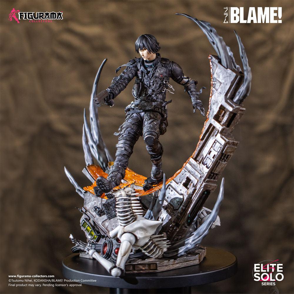 Diorama Blame! Elite Solo Killy 43cm