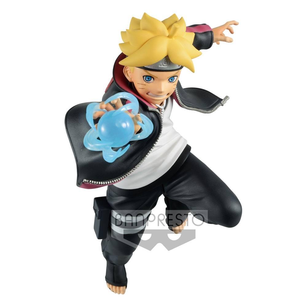 Statuette Boruto Naruto Next Generations Uzumaki Boruto 12cm