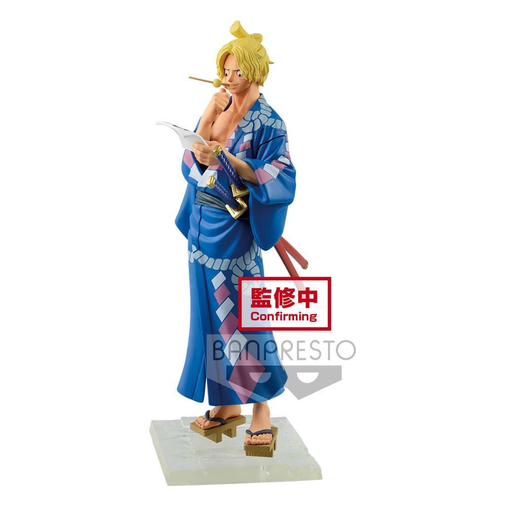Statuette One Piece magazine A Piece Of Dream Sabo 18cm