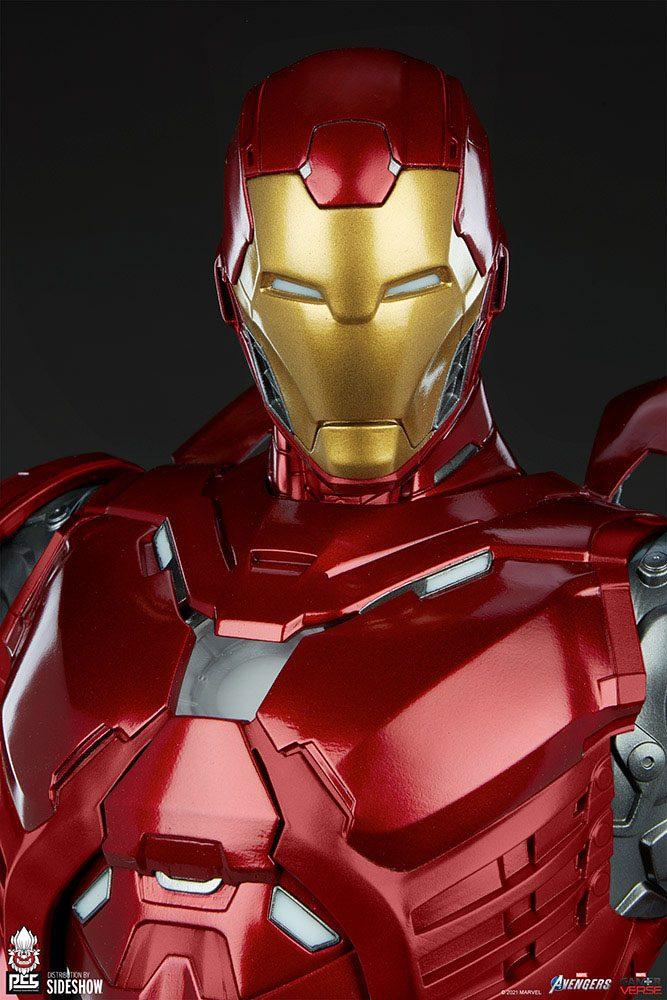 Statue Marvels Avengers Iron Man 90cm 1001 Figurines (10)