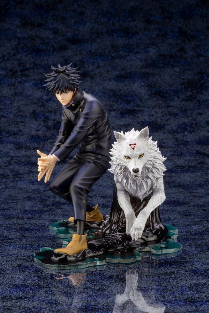 Statuette Jujutsu Kaisen ARTFXJ Megumi Fushiguro Bonus Edition 18cm