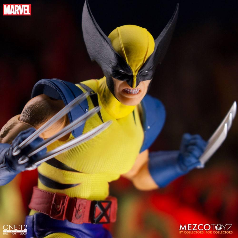 Figurine Marvel Universe Wolverine Deluxe Steel Box Edition 16cm