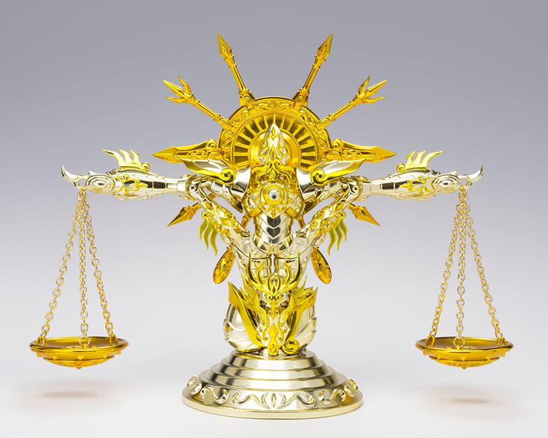 Figurine Saint Seiya Soul of Gold Libra Dohko Myth Cloth EX 17cm 1001 Figurines 2