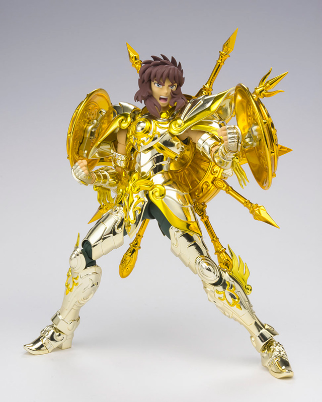 Figurine Saint Seiya Soul of Gold Libra Dohko Myth Cloth EX 17cm 1001 Figurines 3