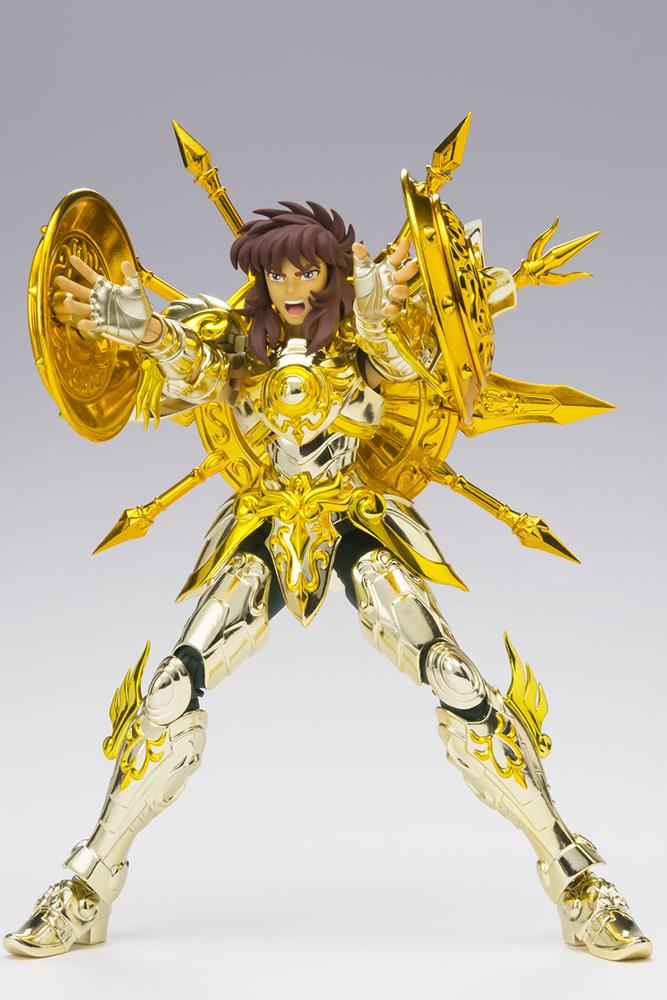 Figurine Saint Seiya Soul of Gold Libra Dohko Myth Cloth EX 17cm 1001 Figurines 5