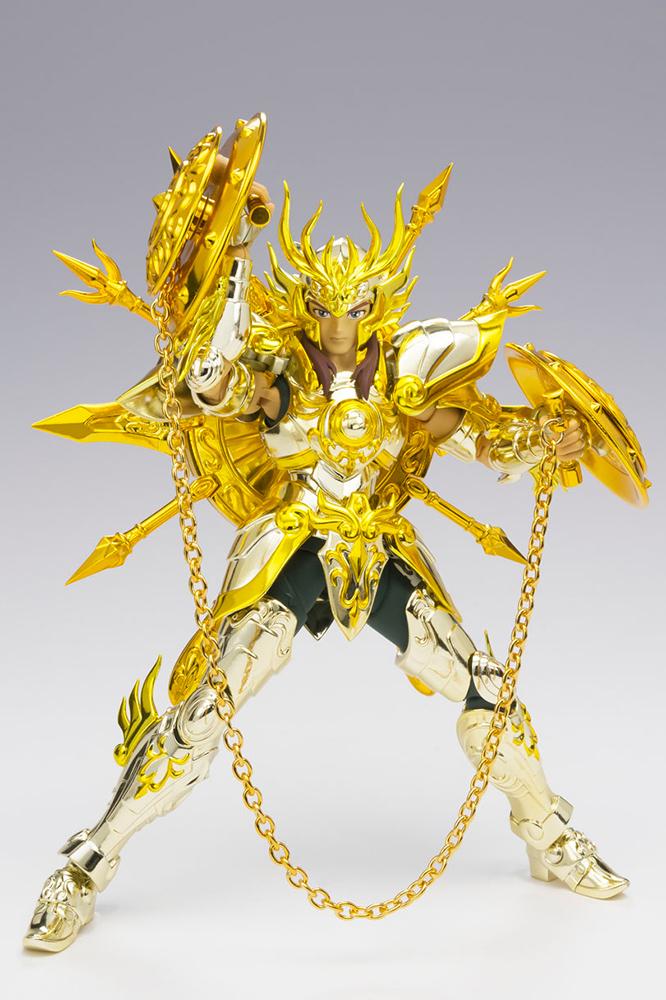 Figurine Saint Seiya Soul of Gold Libra Dohko Myth Cloth EX 17cm 1001 Figurines 6