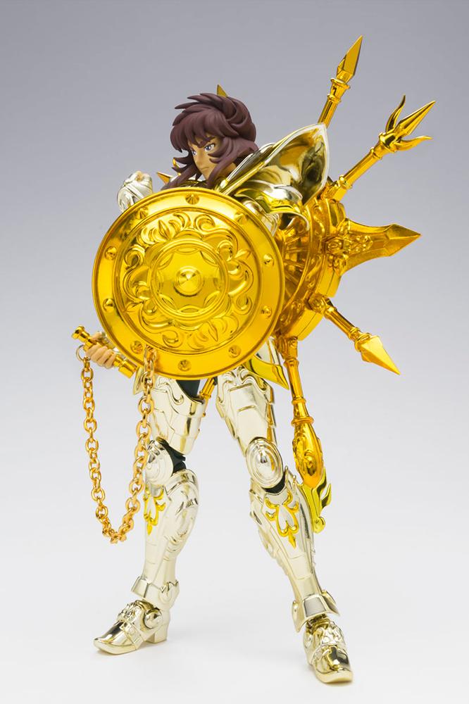 Figurine Saint Seiya Soul of Gold Libra Dohko Myth Cloth EX 17cm 1001 Figurines 7