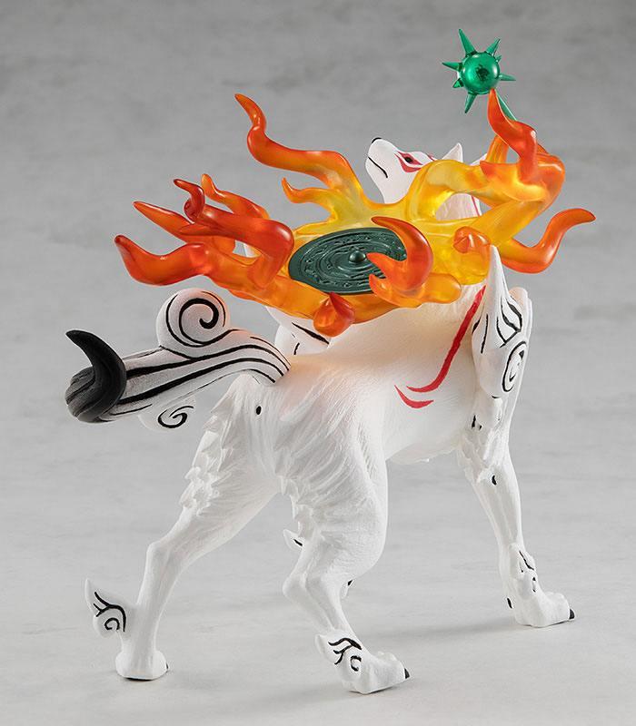 Statuette Okami Pop Up Parade Amaterasu 13cm 1001 Figurines (3)