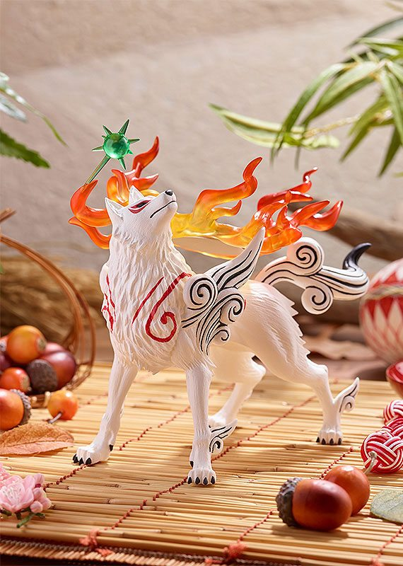 Statuette Okami Pop Up Parade Amaterasu 13cm 1001 Figurines (5)