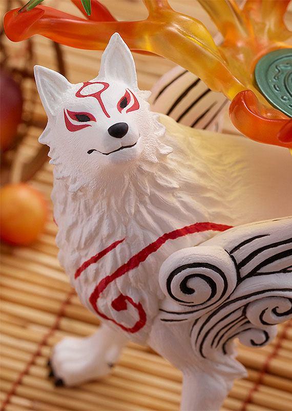 Statuette Okami Pop Up Parade Amaterasu 13cm 1001 Figurines (8)