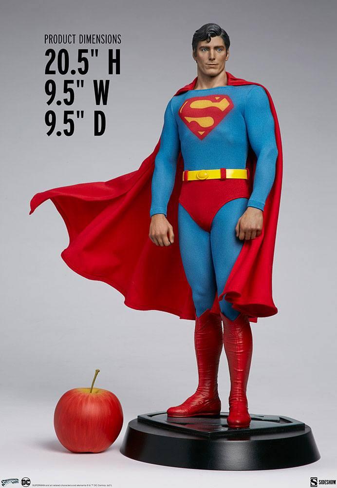 Statuette Superman Premium Format Superman The Movie 52cm 1001 Figurines (4)
