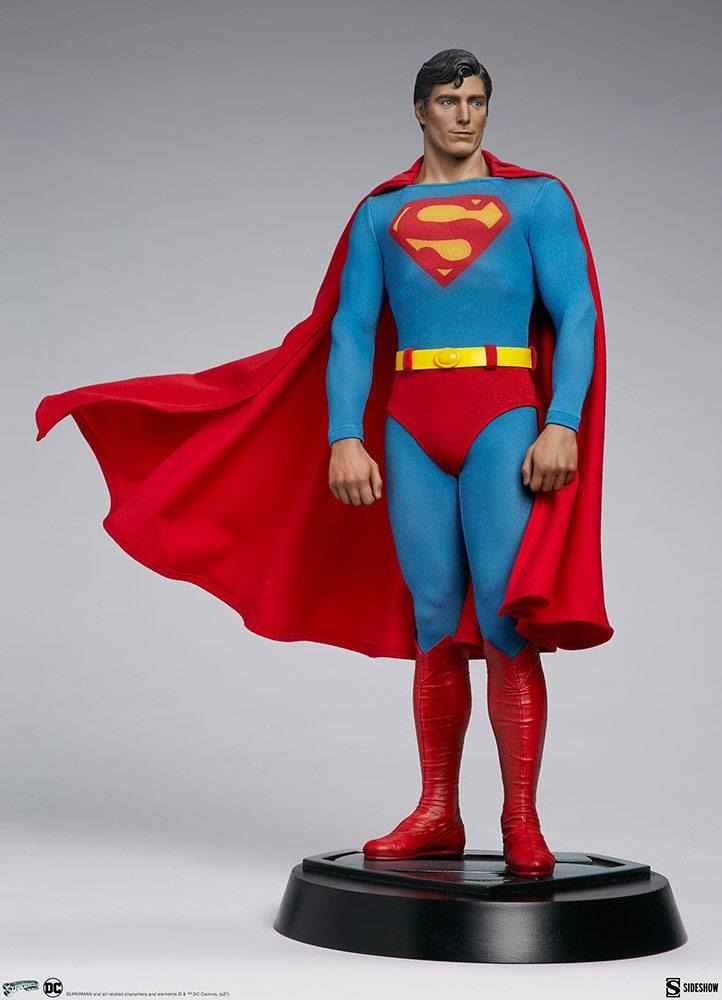 Statuette Superman Premium Format Superman The Movie 52cm 1001 Figurines (9)