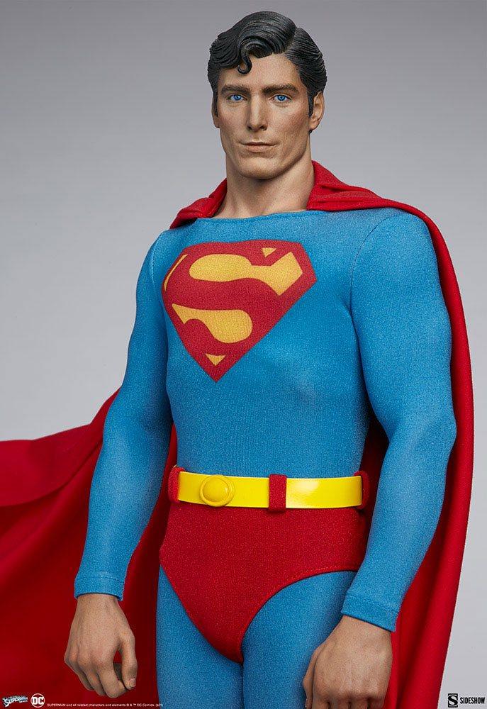 Statuette Superman Premium Format Superman The Movie 52cm 1001 Figurines (10)