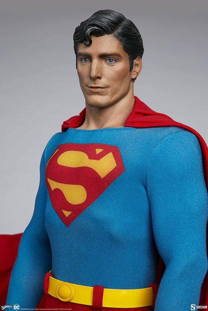 Statuette Superman Premium Format Superman The Movie 52cm 1001 Figurines (12)