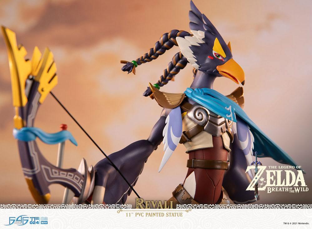 Statuette The Legend of Zelda Breath of the Wild Revali 26cm 1001 Figurines (2)