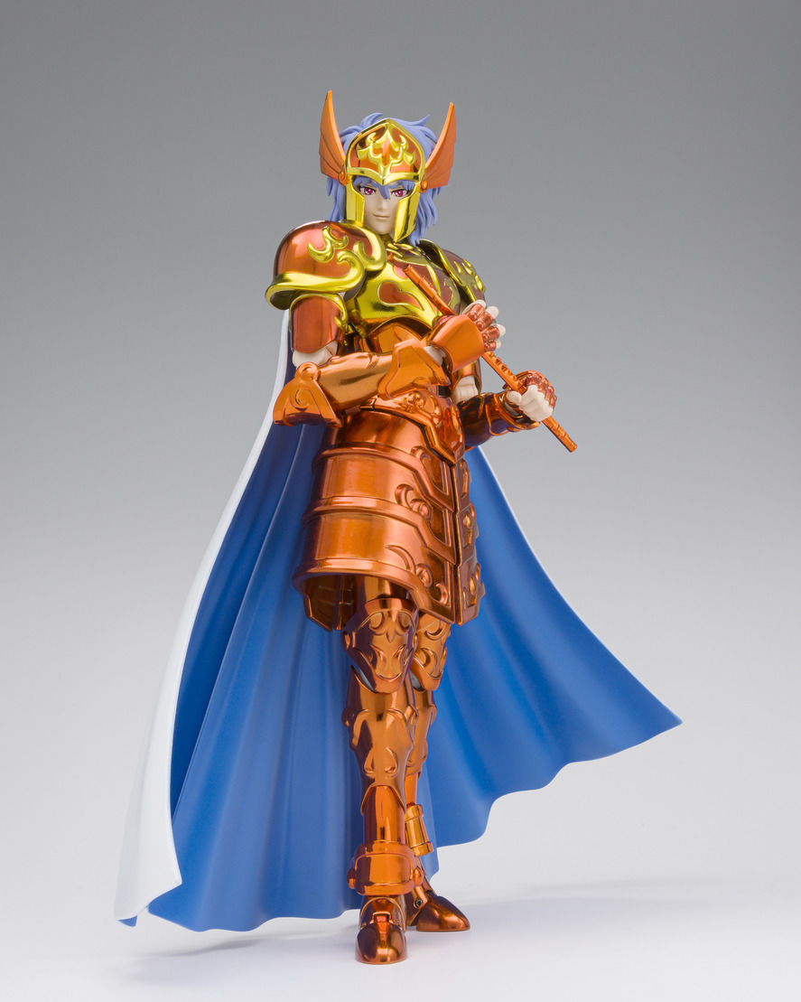 Figurine Saint Seiya Myth Cloth EX Sorrento de la Sirène Vers. Asgard 18cm