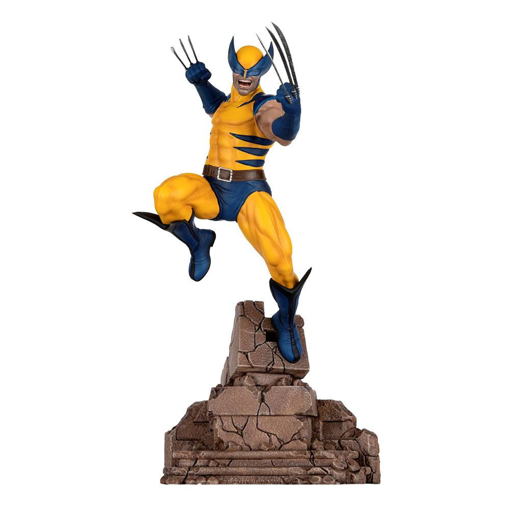 Statuette Marvel Future Fight Video Game Wolverine 22cm